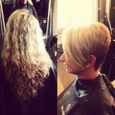 Hübschen+Vorher-Nachher+Frisuren+von+lang+auf+kurz!