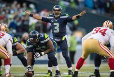 Sunday's 17-7 Seahawks win over the San Francisco 49ers set an NFL record for most regular-season wins by a quarterback in their first three years.