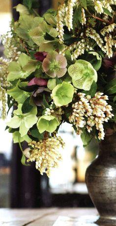 ✿ FLEUR de la Vie ✿~ Beauty in the floral arrangement MontanaRosePainter