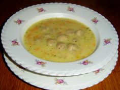 kaldoun_mp Cheeseburger Chowder, Soup, Fit, Recipes, Fine Dining, Shape, Rezepte, Soups, Ripped Recipes