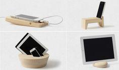 Série d'objets minimalistes et fonctionnels