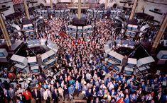 New York Stock Exchange, New York, 1987