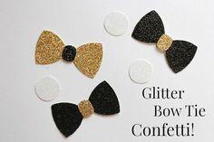 Bow Tie Confetti Lit