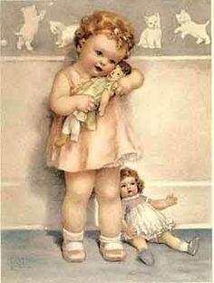 Sue Lloyd Vintage Dolls