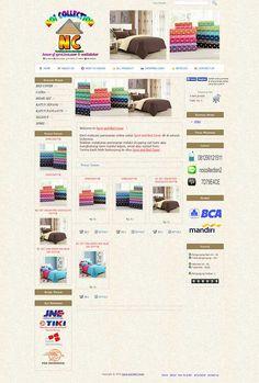 spreiandbedcover.com toko online