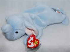 Ty Beanie Baby Peanut by WowTreasureChest on Etsy, $6.95
