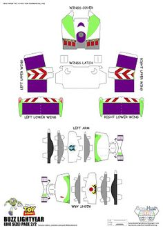 Boxes-Header Workshop: Buz...Buz..Buzz Lightyear to the Rescue~