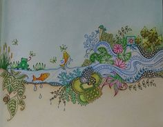 #florestaencantada #jardimsecreto #johannabasford @johannabasford…