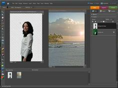 Photoshop Elements Blending Pictures