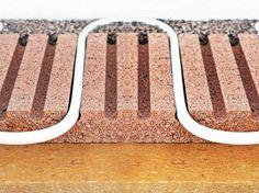 Fußbodenheizung auf Trockenboden #News #Flächenheizungen