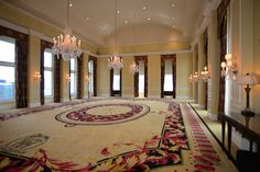 Charlotte City Club - Queen Charlotte Ballroom - Uptown Charlotte
