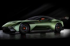 Aston Martin Vulcan Brings 800-HP V-12 to Geneva Gallery via Automobile iPhone App