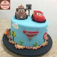 ideas for birthday cupcakes boy cars lightning mcqueen , 2nd Birthday Cake Boy, Birthday Cupcakes, Cars Birthday Parties, Birthday Party Decorations, Birthday Ideas, Mcqueen Cake, Lightening Mcqueen, Cakes For Boys, Birthdays