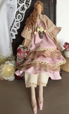 Tilda artesanal boneca.  Mestres justas - artesanal.  Comprar Tilda Laurie.  Handmade.  boneca Tilda, interior boneca