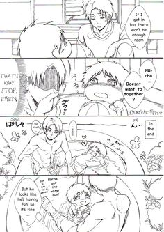 SnK Comic Part 2  Source: http://www.pixiv.net/member_illust.php?mode=medium&illust_id=37290861