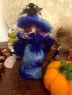 Il mondo della lana fiaba e cardata the world of fairy and carded wool: Halloween