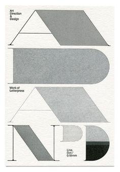 игра с типографикой