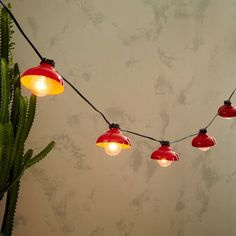 String Lights - Industrial
