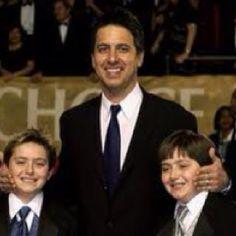 Ray Romano's twin boys