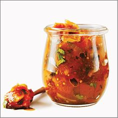 Apricot-Fig Chutney | MyRecipes.com