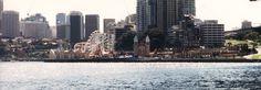 Luna Park in Sydney, Australia
