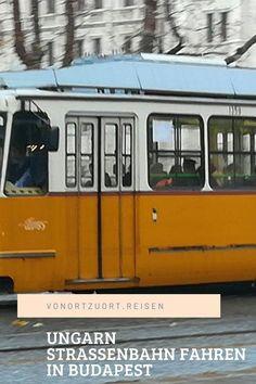 Unterwegs mit der Straßenbahn Linie 2 - entspannt an den Sehenswürdigkeiten vorbei Budapest, Vehicles, Bus Driver, Statue Of Libery, Forts, Hungary, Car, Vehicle, Tools