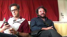 Ultima settimana di riprese del film con Ruffini e Mandelli