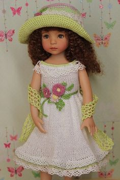 """""""Daisys"""" Outfit for Little Darlings"""