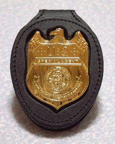 NCIS badge