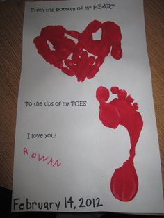 Special Valentine for parents!
