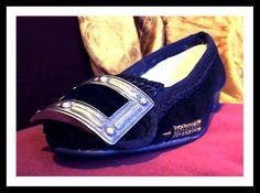 Zapatos de segoviana (Traje Regional de Segovia)