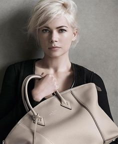 Michelle Williams para Louis Vuitton (otoño-invierno 2014-2015)
