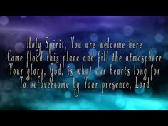 Holy Spirit by Francesca Battistelli Lyric Video