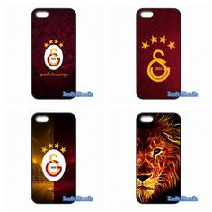 Galatasaray Logo Hard Phone Case Cover For Apple iPod Touch 4 5 6 iPhone 4 4S 5 5S 5C SE 6 6S Plus 4.7 5.5