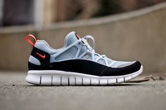 "Image of Nike Free Huarache Light ""Wolf Grey"""
