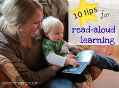 10 tips for read-aloud learning
