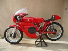 1965 #Ducati Junior Racer - MidAmerica Auctions LAS13  #italiandesign