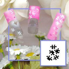Klebeschablonen für Airbrush, PL01 Puzzles, PL01 Klebeschablonen - LENZ art products - Kreativ von A-Z