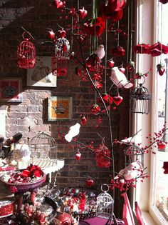 Beautiful Valentine decorations