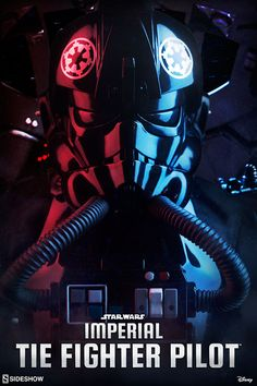 Star Wars Imperial TIE Fighter Pilot Sixth Scale Figure by S | Sideshow…