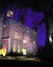 Muncaster Castle, UK said to be one of the most haunted castles!!