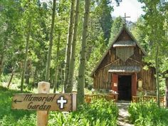 Chapel at Fallen Leaf Lake...where I married the love of my life!