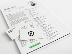Free Indesign resume template with clean and simple design. This resume template designed to make a good impression. Free Indesign Resume Template, Best Free Resume Templates, Resume Design Template, Cv Template, Office Templates, Graphic Design Resume, Resume Cv, Sample Resume, Resume Tips