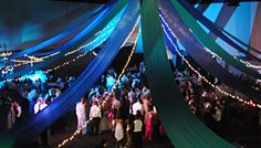 Underwater Prom Decorations | Underwater prom bubbles with excitement :: UTHS News