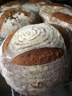 Painea cu maia Doughnuts, Bread Recipes, Breads, Food, Bread Rolls, Eten, Bread, Braided Pigtails