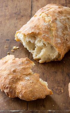 Ciabatta. Here's what you need to know to achieve a Ciabatta loaf with a crisp, flavorful crust and chewy, open crumb.