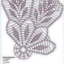 Only Crochet Patterns Archives - Beautiful Crochet Patterns and Knitting Patterns Crochet Doily Diagram, Crochet Doily Patterns, Crochet Chart, Filet Crochet, Crochet Motif, Crochet Doilies, Crochet Lace, Tatting Patterns, Crochet Video