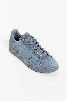 98ccc0db8 Adidas orignals stan smith suede bold onix grey onyx s75108 ...