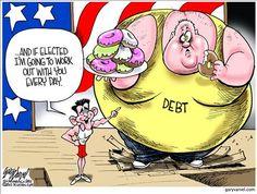 Paul Ryan on THE DEBTY