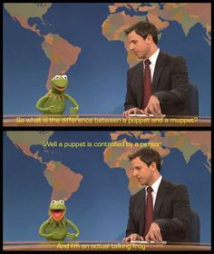 I choose to believe this is the truth. SNL